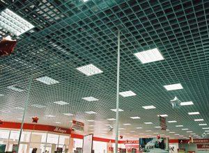 Реечные подвесные потолки Астана